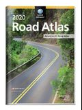 Rand McNally 2020 Road Atlas W/ Vinyl Protective Cover