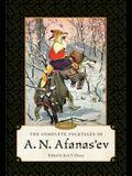The Complete Folktales of A. N. Afanas'ev: Volume I
