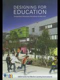 Designing for Education: Compendium of Exemplary Educational Facilities 2011