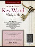 The Hebrew-Greek Key Word Study Bible: CSB Edition, Hardbound