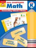 Skill Sharpeners Math Grade Pre-K
