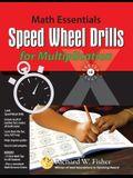Speed Wheel Drills for Multiplication