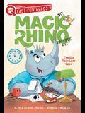 Mack Rhino, Private Eye: The Big Race Lace Case