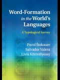 Word-Formation in the World's Languages