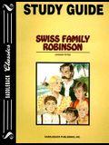 Swiss Family Robinson Study Guide (Saddleback Classics)
