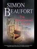 Bloodstained Throne (Sir Geoffrey Mappestone Mysteries)