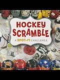 Hockey Scramble: A Spot-It Challenge