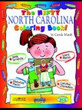 The Nifty North Carolina Coloring Book!
