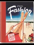 Taschen 365 Day-By-Day: Fashion Ads of the 20th Century