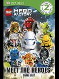 Lego Hero Factory: Meet the Heroes