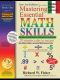 Mastering Essential Math Skills Book 1, Bilingual Edition - English/Spanish