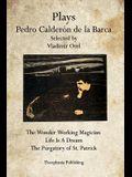 Plays Pedro Calderon de la Barca