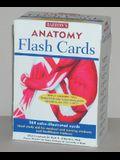 Barron's Anatomy Flash Cards