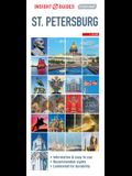 Insight Guides Flexi Map St Petersburg
