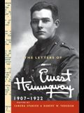 The Letters of Ernest Hemingway, Volume 1: 1907-1922