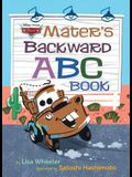 Mater's Backward ABC Book (Disney/Pixar Cars 3)