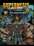 Supernesis Comics Bible: Coloring Book