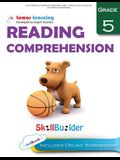 Lumos Reading Comprehension Skill Builder, Grade 5 - Literature, Informational Text and Evidence-Based Reading: Plus Online Activities, Videos and App