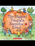 The Biggest Pumpkin Surprise Ever!