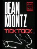 Ticktock (Random House Large Print)