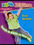 Zona Biblica En El Desierto Preschool Leader's Guide: Bible Zone in the Wilderness Spanish Preschool Leader's Guide