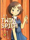 Twin Spica, Volume 5