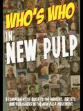 Who's Who in New Pulp