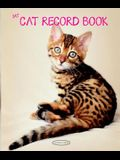 My Cat Record Book