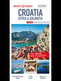 Insight Guides Travel Map Croatia