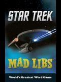 Star Trek Mad Libs