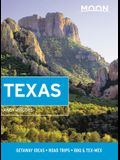 Moon Texas: Getaway Ideas, Road Trips, BBQ & Tex-Mex