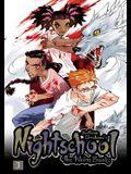 Nightschool, Volume 3: The Weirn Books