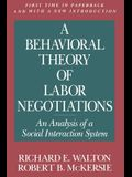 A Behavioral Theory of Labor Negotiations: The Ottoman Route to State Centralization