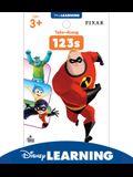 My Take-Along Tablet Disney/Pixar 123s