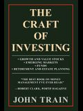 The Craft of Investing: Growth and Value Stocks Emerging Markets Funds Retirement and Estate Planning