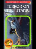 Terror on the Titanic [With Collectable Cards]