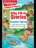 Summer Spree: Create Silly Stories with Hidden Pictures(r) Puzzles!