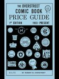 The Overstreet Comic Book Price Guide #1: 1971 Facsimile Edition