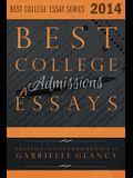 Best College Essays 2014