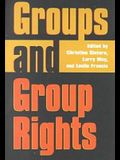 Groups and Group Rights