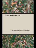 Anna Karenina-Vol I