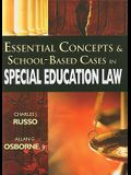 Essential Concepts & School-Based Cases in Special Education Law