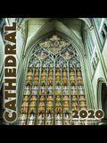 Cathedral 2020 Mini Wall Calendar