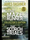 The Maze Runner and The Scorch Trials: The Collector's Edition (Maze Runner, Book One and Book Two) (The Maze Runner Series)
