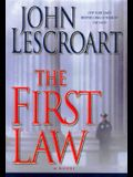 The First Law: An Abe Glitsky/Dismas Hardy Mystery