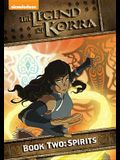 The Legend of Korra: Book Two Spirits