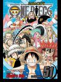 One Piece, Vol. 51, 51