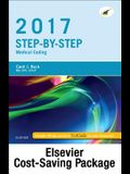 Step-By-Step Medical Coding, 2017 Edition - Text and Workbook Package