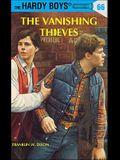 Hardy Boys 66: The Vanishing Thieves