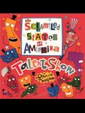 The Scrambled States Of America Talent Show (Turtleback School & Library Binding Edition)